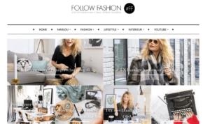 follow fashion