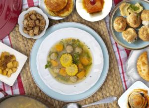 Jurino van Antilliaans-Eten zijn eten