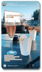 Influencer marketing instagram rose