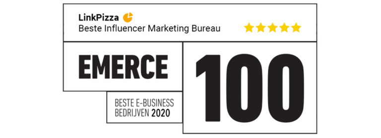 Emerce top 100 Beste E-business