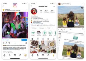voordelen van Instagram Influencers