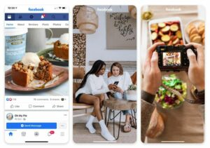 Facebook Visuals Examples