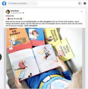 Mo's Daughters Facebook post