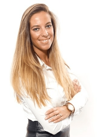 Pasfoto Esmee Vork