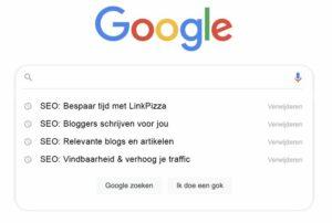 Alle SEO voordelen van LinkPizza