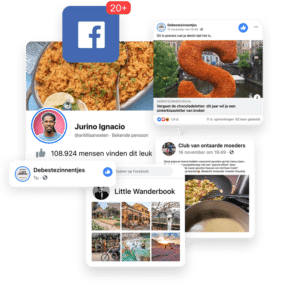 Visual Facebook Headerr