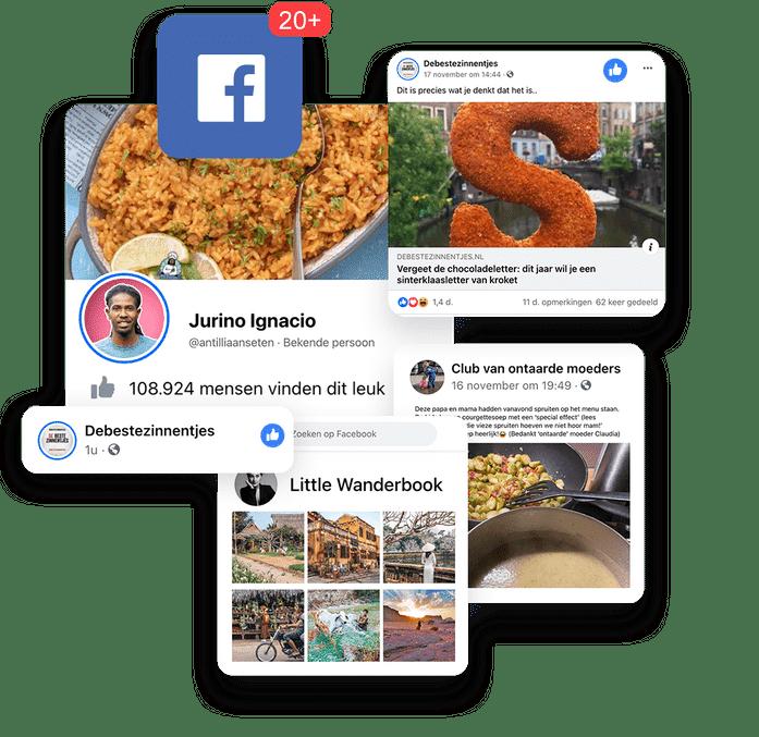 Visual Facebook Headerr