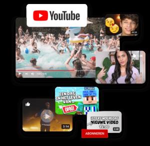 Youtube screenshots vloggers