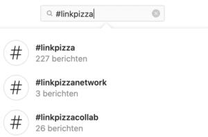 # van LinkPizza