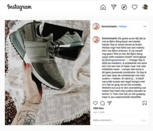 Instagram post van ZIengs