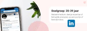 LinkedIn doelgroep content