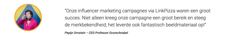 Quote Pepijn Ornstein